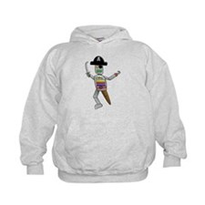 Pirate Robot Hoody