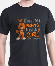 Licensed Fight Like a Girl 42.9 Leuke T-Shirt