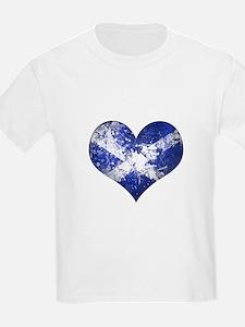 Scottish heart T-Shirt