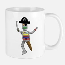 Pirate Robot Mug