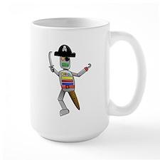 Pirate Robot Mug