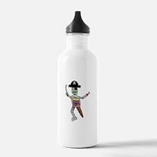 Pirate Robot Water Bottle