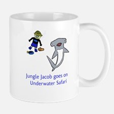Underwater Safari Mug