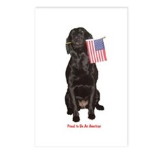proud american Postcards (Package of 8)