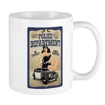 Police Department Mug