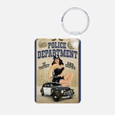 Police Department Keychains