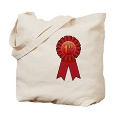 1st Place Ribbon Tote Bag