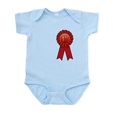 1st Place Ribbon Infant Bodysuit
