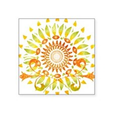 Natural Mandala Sticker