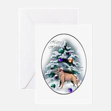 Border Terrier Greeting Card