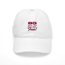 Fun 65th Birthday Gifts Baseball Cap
