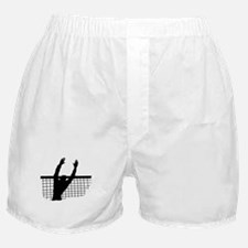 Volleyball Block Boxer Shorts
