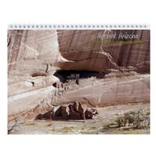 Ancient Arizona Wall Calendar