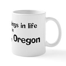 Oakridge: Best Things Mug