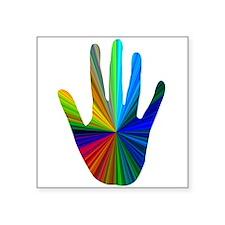 Healing Hand Sticker