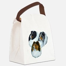 2-just vers heads.tif Canvas Lunch Bag