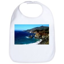 Big Sur on the Pacific Coast Bib