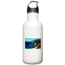 Big Sur on the Pacific Coast Water Bottle