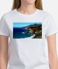 Big Sur on the Pacific Coast Tee