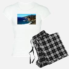 Big Sur on the Pacific Coast Pajamas