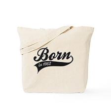 Born in 1982 - Birthday Tote Bag