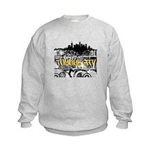 TC Graffiti Jumper Sweater