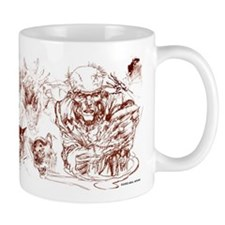 Neal Adams Creature sketches Mug