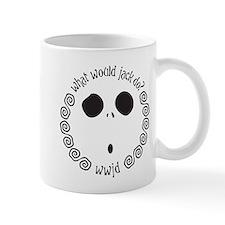 wwjd_eyes Mugs