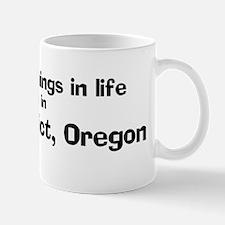 Pearl District: Best Things Mug