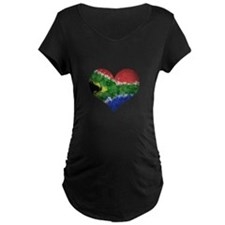 South African heart T-Shirt