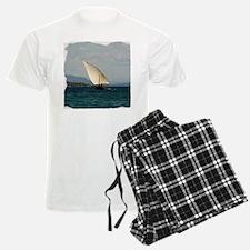 Madagascar Snapshots: Fishing Boat Pajamas
