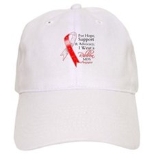Hope Support MDS Ribbon Baseball Cap