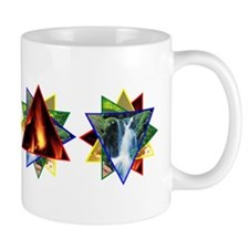 Earth Element Star Mug