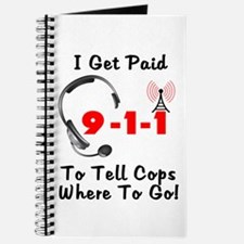 9-1-1 Dispatcher Journal