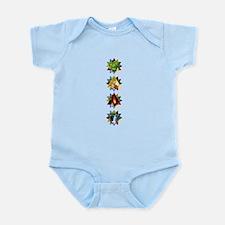 Elements mat Infant Bodysuit