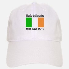Irish Parts Baseball Baseball Cap