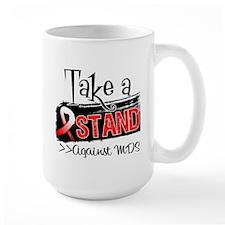 Take a Stand Against MDS Mug