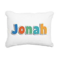 Jonah Spring11B Rectangular Canvas Pillow