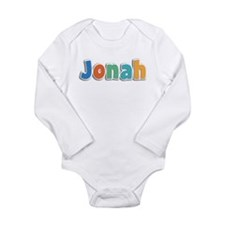 Jonah Spring11B Long Sleeve Infant Bodysuit