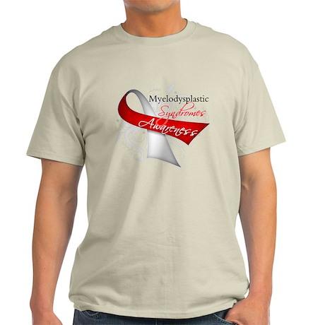MDS Awareness Light T-Shirt