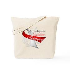 MDS Awareness Tote Bag