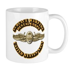 Navy - Surface Warfare - DC Mug