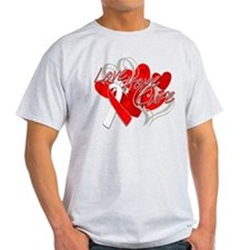 MDS Love Hope Cure T-Shirt