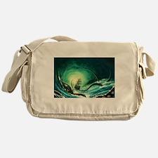Kraken Messenger Bag