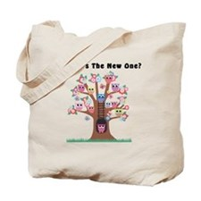 Whooos The New One? Tote Bag