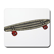 Skateboard Mousepad