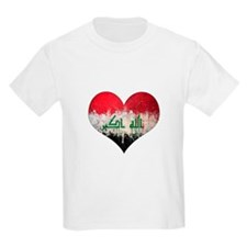 Iraqi heart T-Shirt