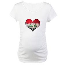Iraqi heart Shirt