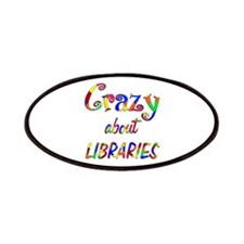 Crazy About Libraries Patches
