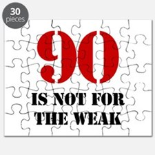 90th Birthday Gag Gift Puzzle